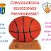 10 componentes del CD Gines Baloncesto en la preselección premini de Sevilla