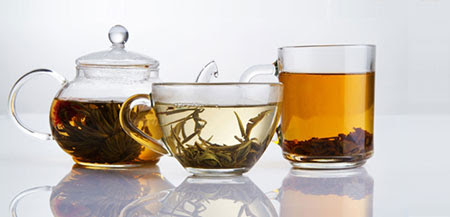 herbal tea stomach pain