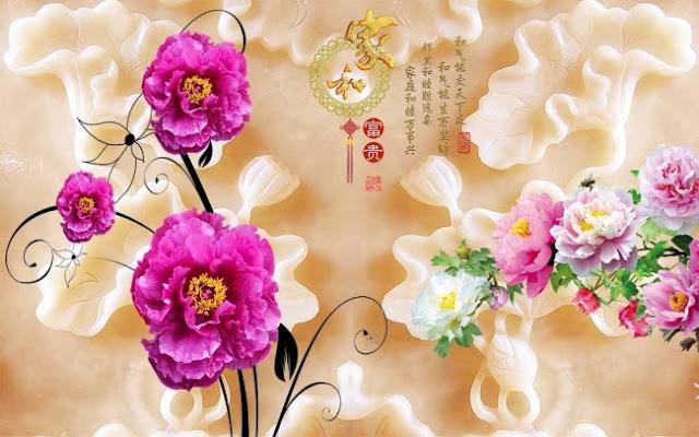 Tranh Hoa 3d free