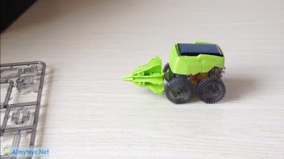 Solar Toy Robot drilling machine