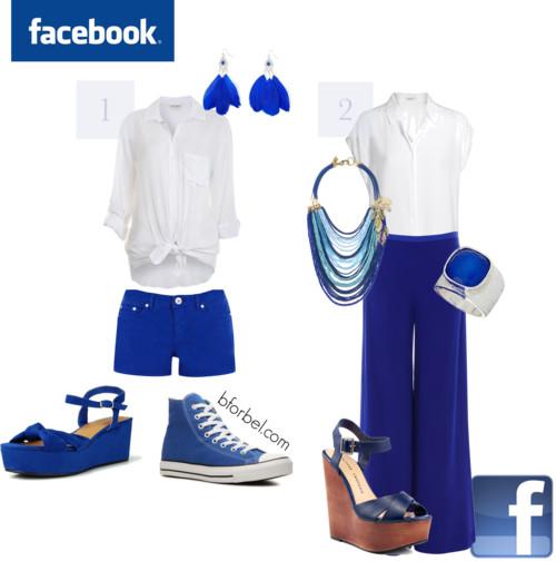 look inspiração; look facebook