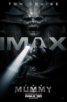 Filme Poster A Múmia