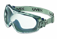 powder coating eye protection goggles
