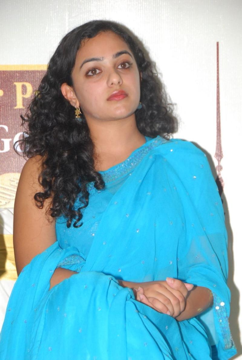 Actress NithyaMenon Latest HD Images