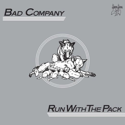 BAD COMPANY - Run With The Pack [Deluxe Edition remastered] (2017) full
