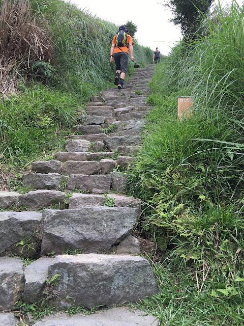 七星主峰東峰步道