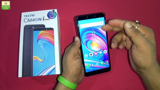 TECNO CAMON I TWIN LAUNCHED WITH 3G RAM, SNAPDRAGON 425 AND FULL VIEW DISPLAY
