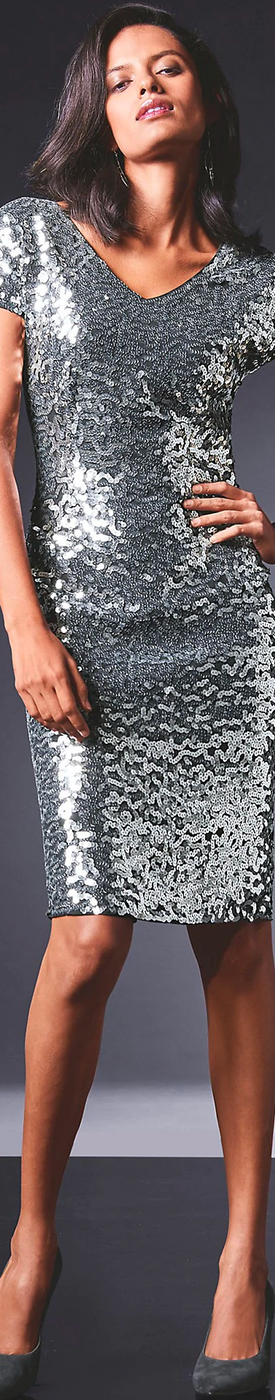 Madeleine Sequin Dress