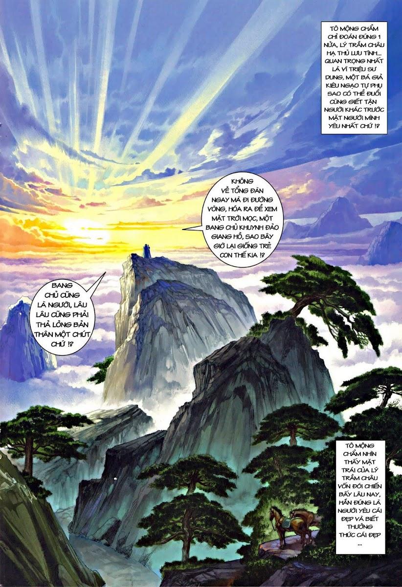 Ôn Thụy An Quần Hiệp Truyện chap 37 trang 18