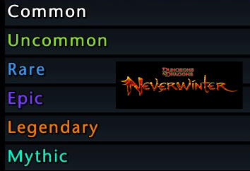 Niveles Neverwinter
