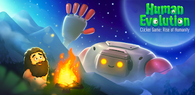 Human Evolution Clicker Game: Rise of Mankind Apk (MOD, Unlimited money)  for Android