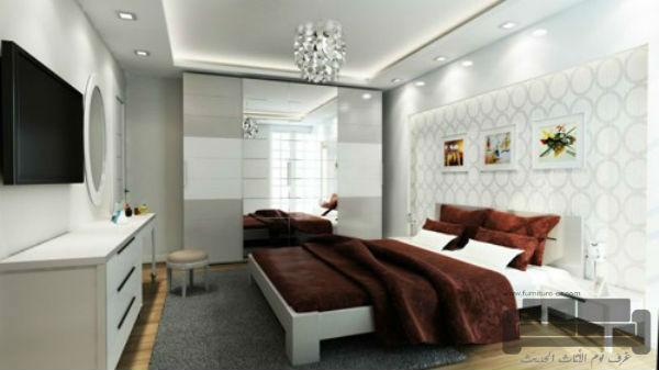 غرف نوم تركية كاملة 2016,غرفة نوم تركية كاملة للبيع, صناعة مصرية, غرف نوم ابيض مودرن