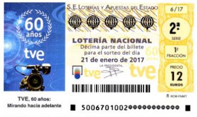 loteria nacional especial de enero