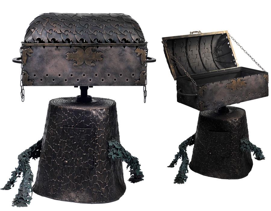 Мудборды - настенный декор из металла Metallwall