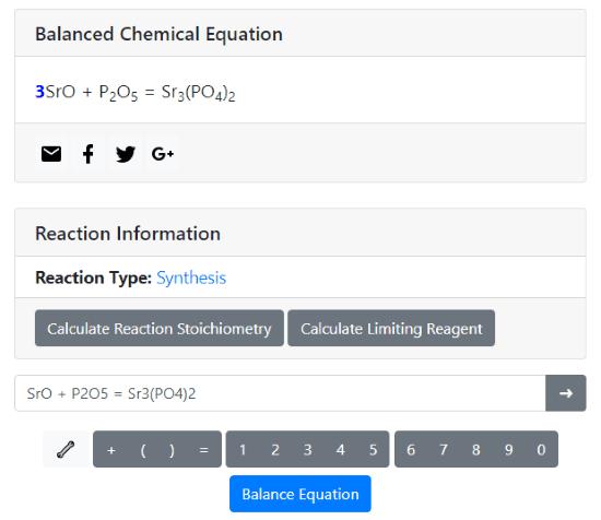 Cara Menyetarakan Persamaan Reaksi Kimia Secara Online Gratis Cara Menyetarakan Persamaan Reaksi Kimia Secara Online Gratis