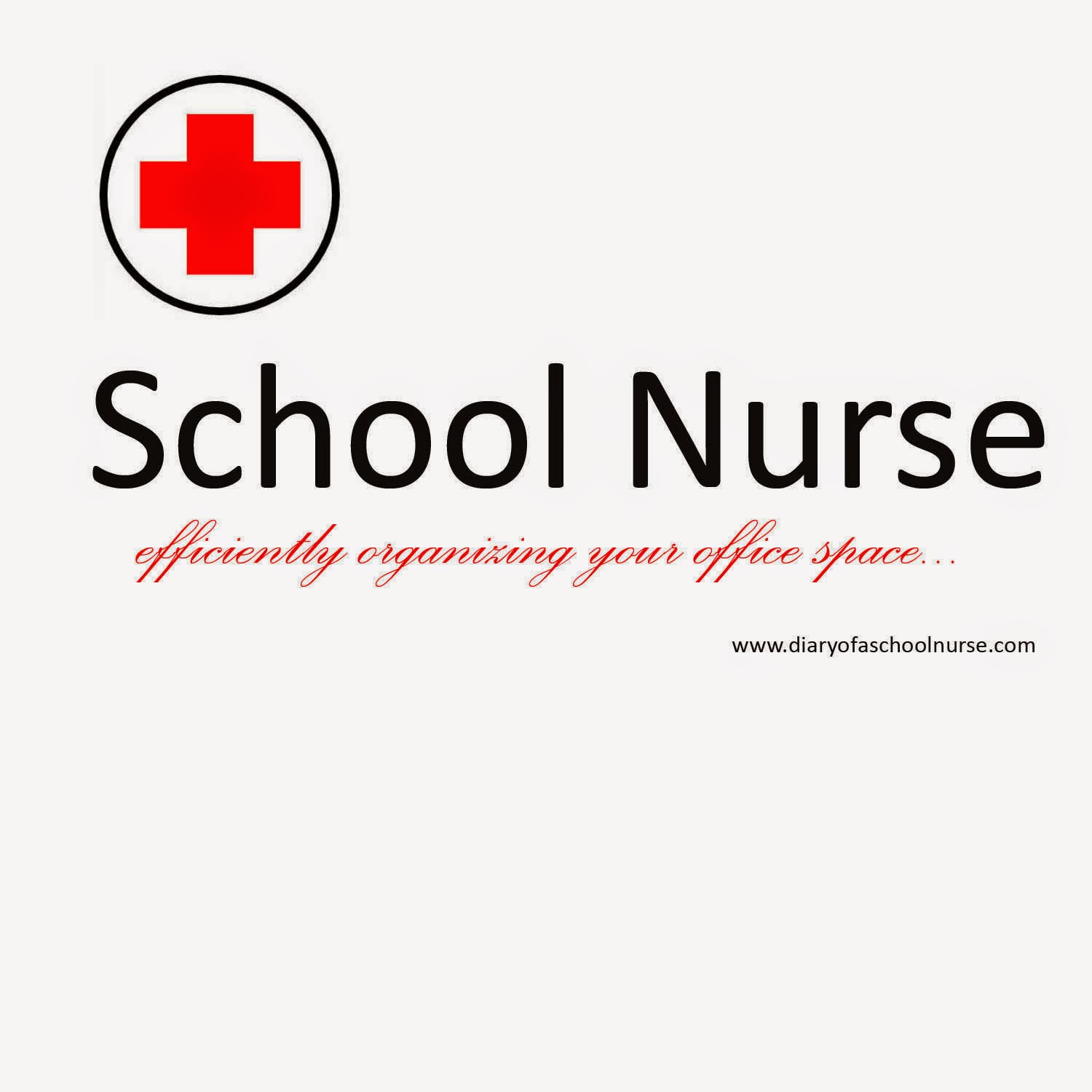 Diary Of A School Nurse: Another Office Tip