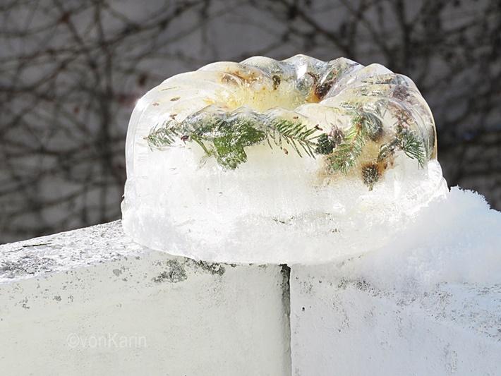 Eislichter selbermachen