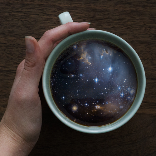08-Witchoria-The-Universe-with-Stars-and-Galaxies-in-a-Coffee-Cup-www-designstack-co