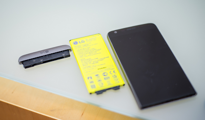 LG G 5 Battery Tips