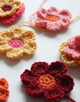 http://www.ravelry.com/patterns/library/mix-and-match-flowers