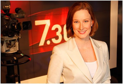 Leigh Sales - 730 Report