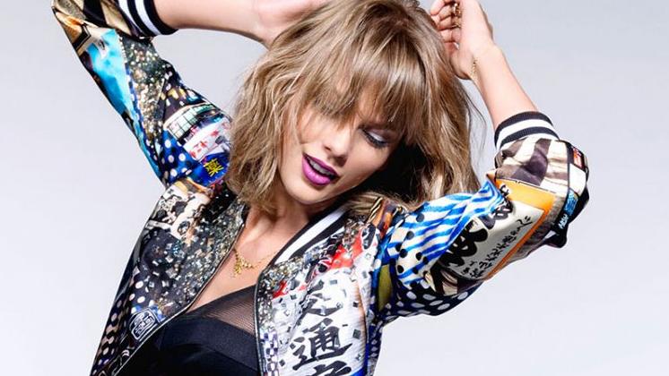 Taylor é a 1ª mulher a ganhar um prêmio com seu nome pela BMI e a 2ª artista em toda a história, sucedendo apenas Michael Jackson.