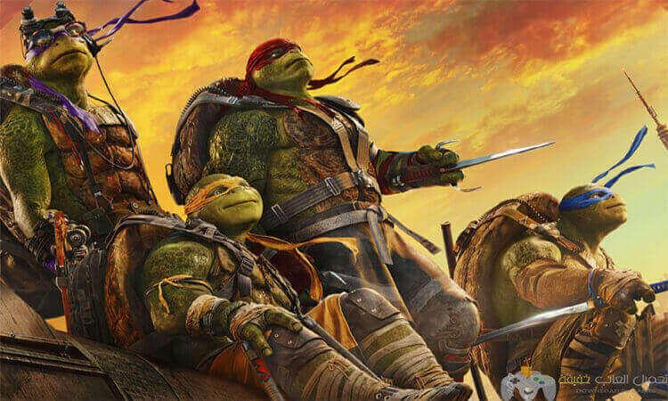تحميل لعبة سلاحف النينجا Ninja Turtles مضغوطة برابط مباشر