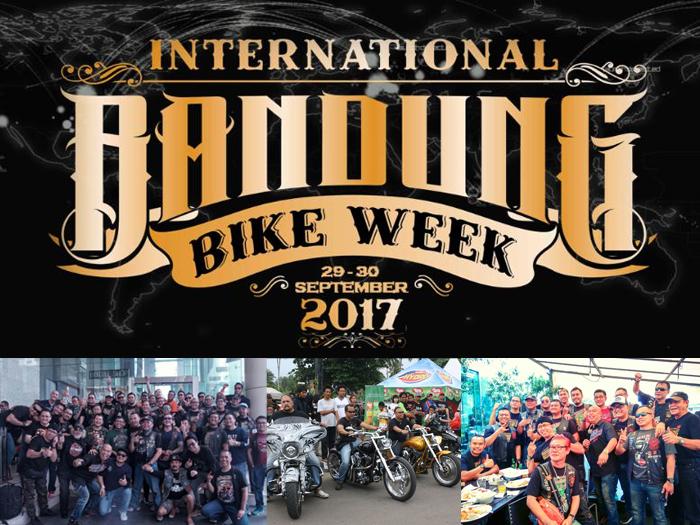 Bandung Internasional Bike Week 2017 - HDCI