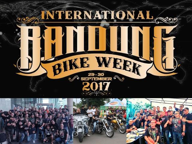 HDCI Bakal Gelar Internasional Bandung Bike Week Akhir September 2017
