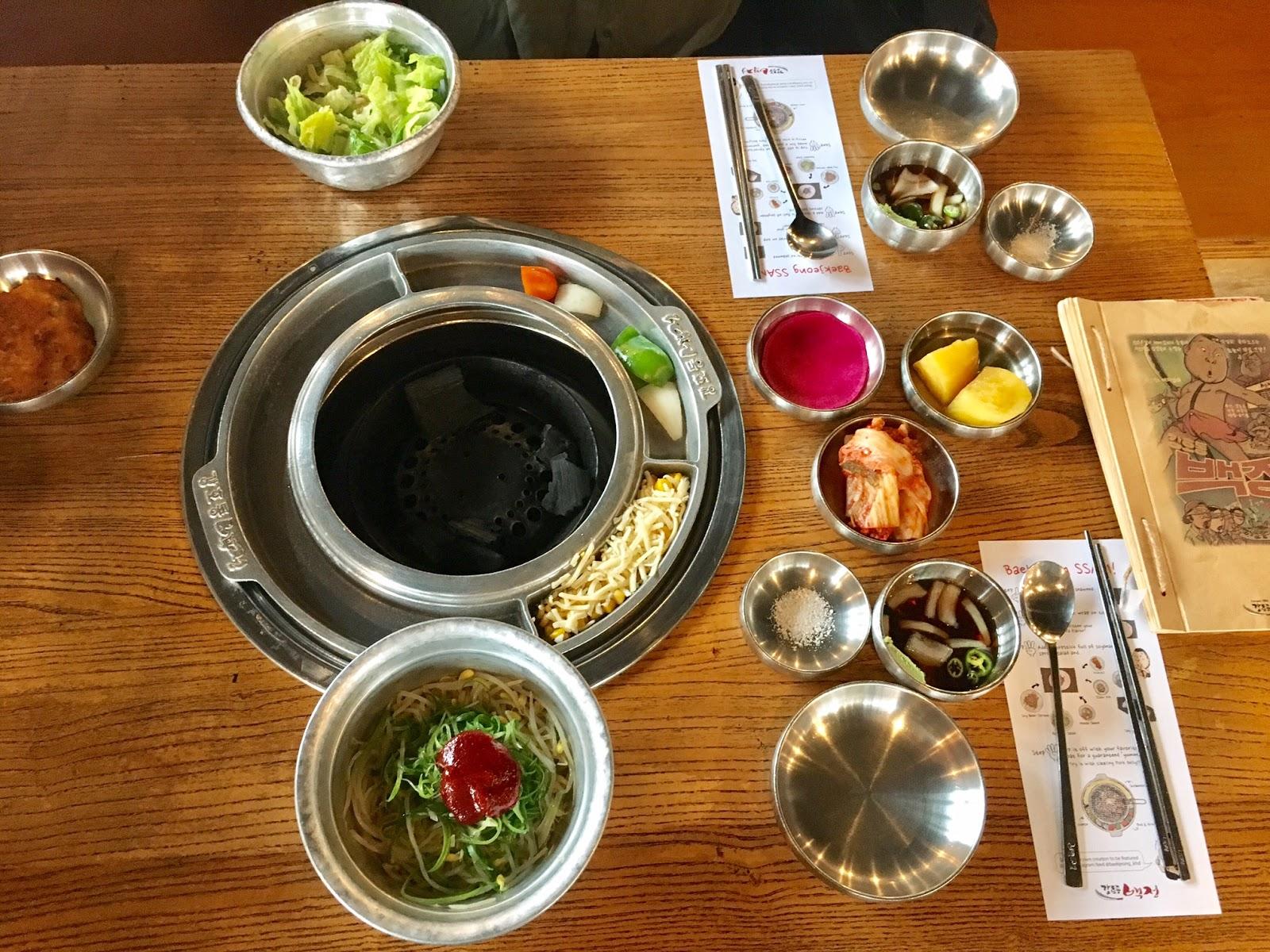 The Food Seeker: KANG HO DONG BAEKJEONG (BUENA PARK, CA)