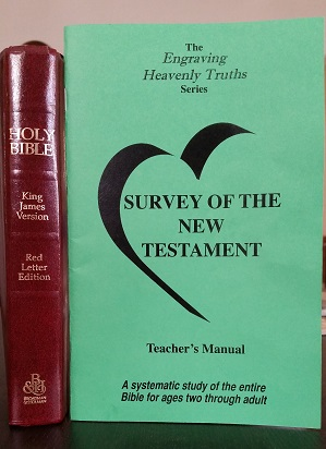 Told Like It Is: Engraving Heavenly Truths – Survey of the New Testament