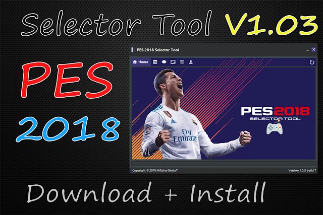 Selector Tool 1.03 PES2018