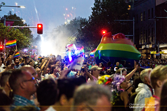 Australia 10 Day Itinerary Travel Guide Sydney Mardi Gras