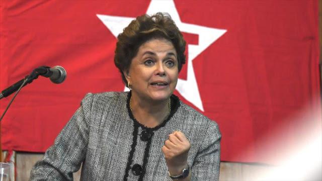 Rousseff advierte: Trump pone en peligro existencia de humanidad