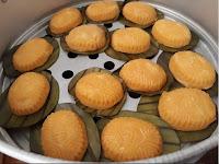Resep Cara Membuat Kue Ku Isi Kacang Hijau (Tortoise Cake) Enak dan Sederhana