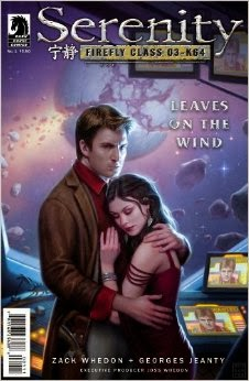 Comic Review: Serenity: Leaves on the Wind #1   I Smell Sheep