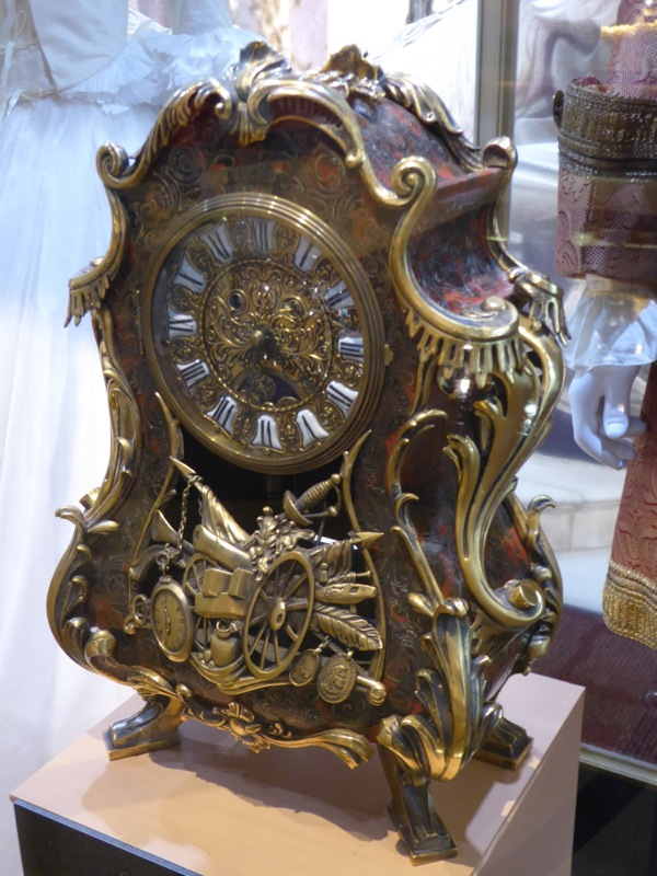 Beauty and Beast Cogsworth clock prop