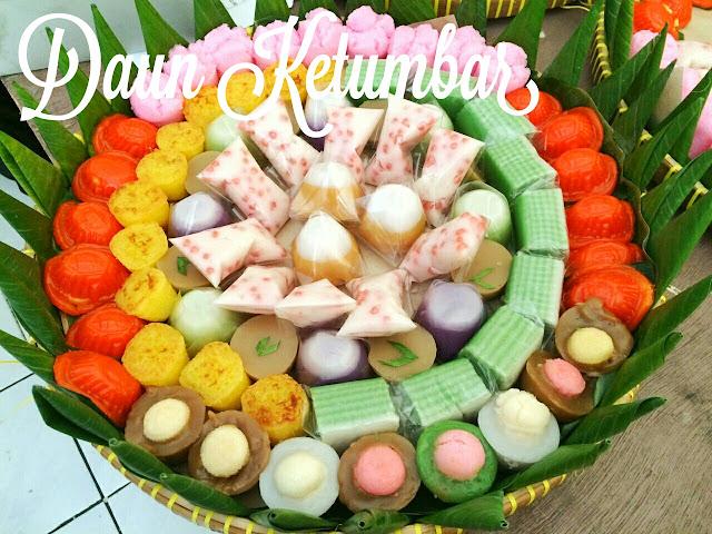 Kue Basah Tradisional Jakarta Pusat dan sekitarnya