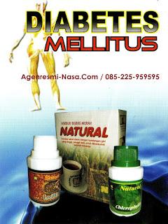 Paket Herbal Diabetes Mellitus