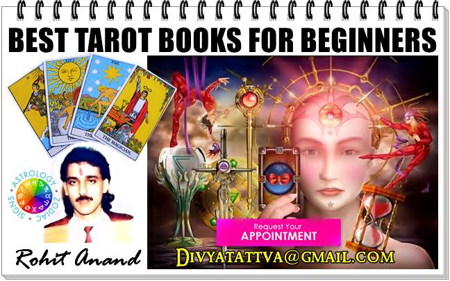 Best Tarot Cards Reading Books For Beginners, Top Tarot Learning Books Review