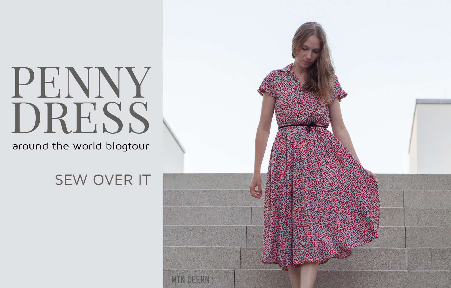 SOI Penny Dress Around the World Blog Tour