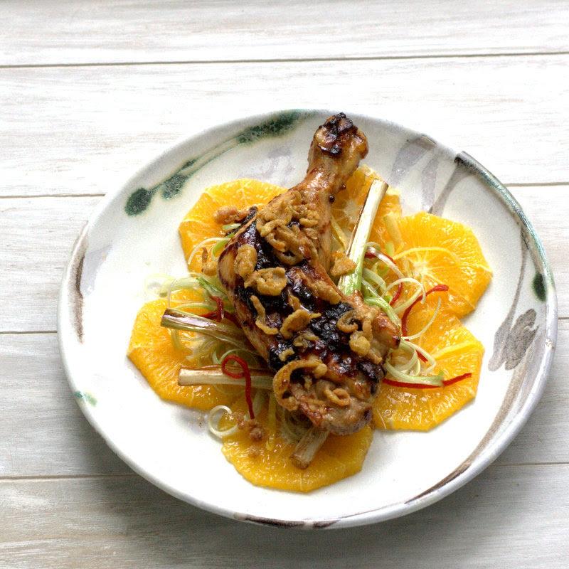 bushcooks kitchen: Glasiertes Hoisin-Hähnchen aus Jamies 5-Zutaten ...