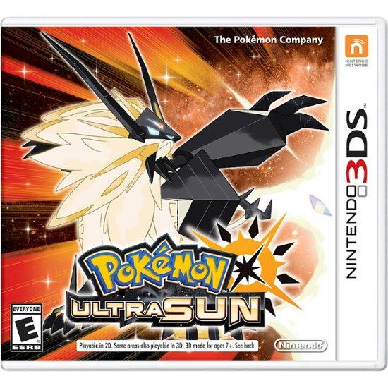 Pokemon Ultra Sun (Region Free) [Decrypted] 3DS ROM