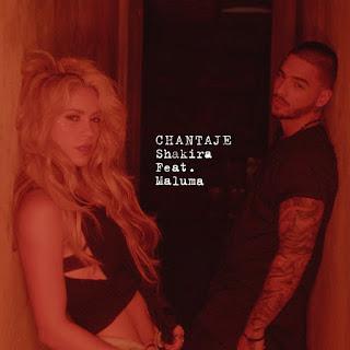 Shakira Unveils New Song 'Chantaje' ft. Maluma