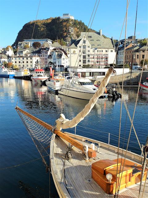 Sevärd stad i Norge