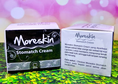 Manfaat Moreskin Stomatch Cream NASA