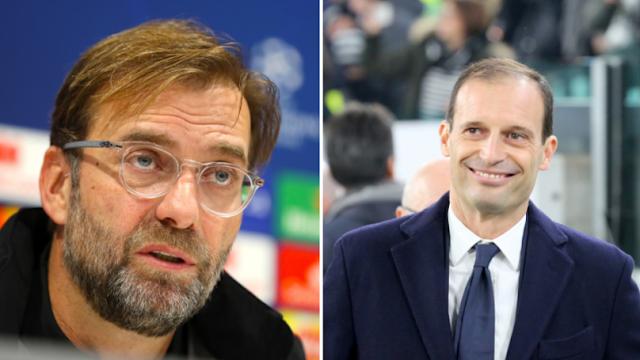 Juventus Bidik Jurgen Klopp Jika Allegri Pergi Dari Juventus