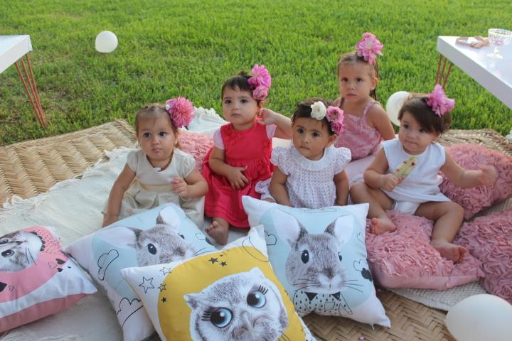 baby girls soiree