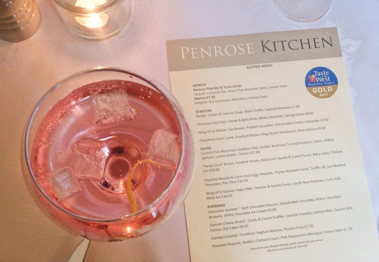 Hidden Food Heaven at Penrose Kitchen, Truro