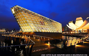 Louis Vuitton Island Singapore Maison Marina Bay Sands Shopping Guide